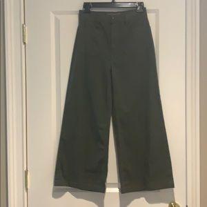 J.Crew Point Sur NWT Washed Wide Leg Pants 25